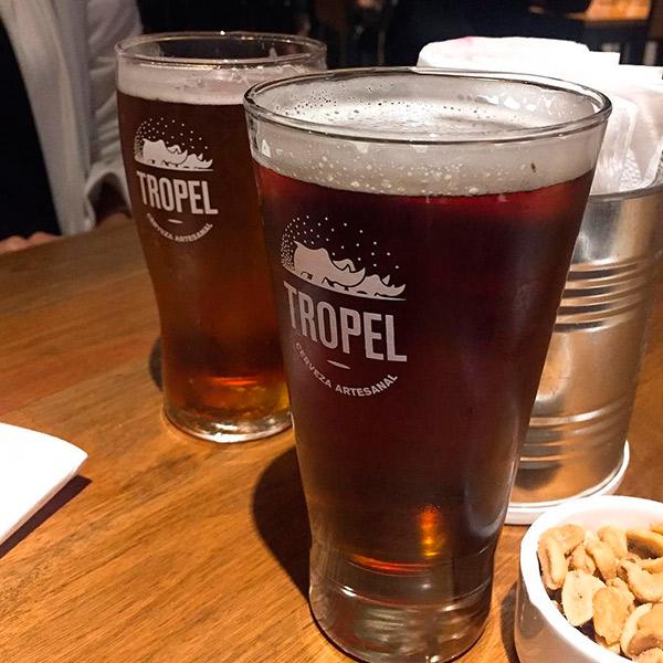 Cervecería Tropel Luján