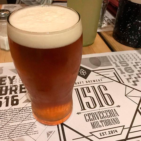 Cervecería 1516 Luján