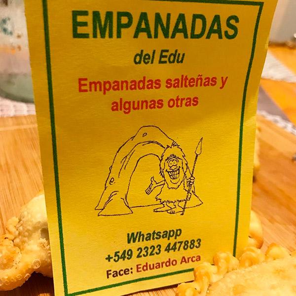 Empanadas el Edu ex Andariega