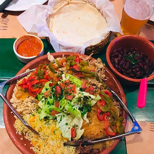 Ay Chavela Comida Mexicana En Luján