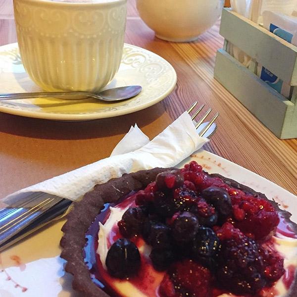 Casa de té en Luján: Fidela