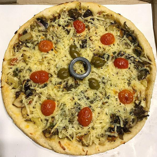 Pizza Estilo Luján - Delivery De Pizzas En Luján