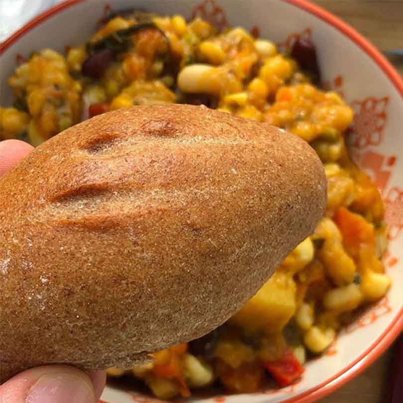 Locro Vegano - Guarida De Sabores