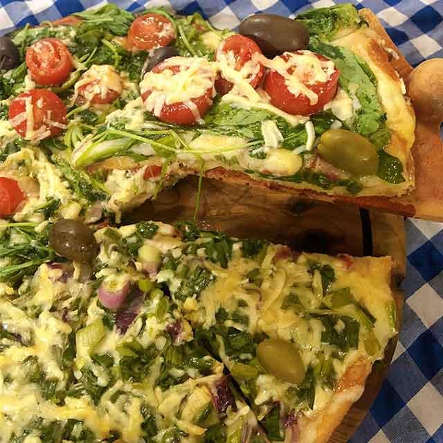 Pizzas Variedad - Amor A Primera Pizza