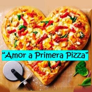 Amor a Primera Pizza
