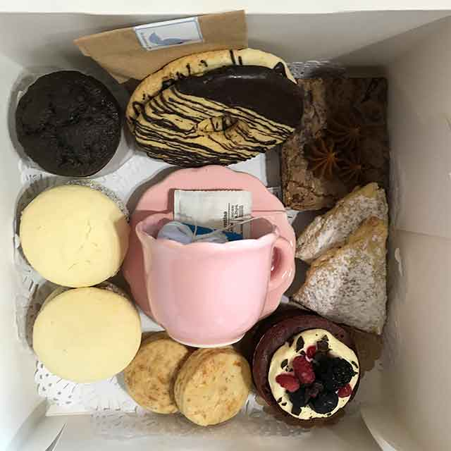 Box De Desayuno - Cinco Sentidos