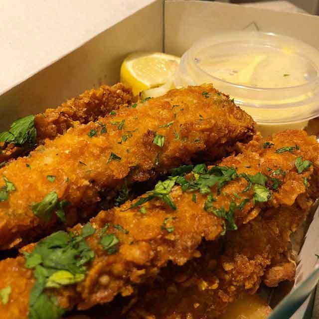 Calamar Go! Delivery De Pescado Frito