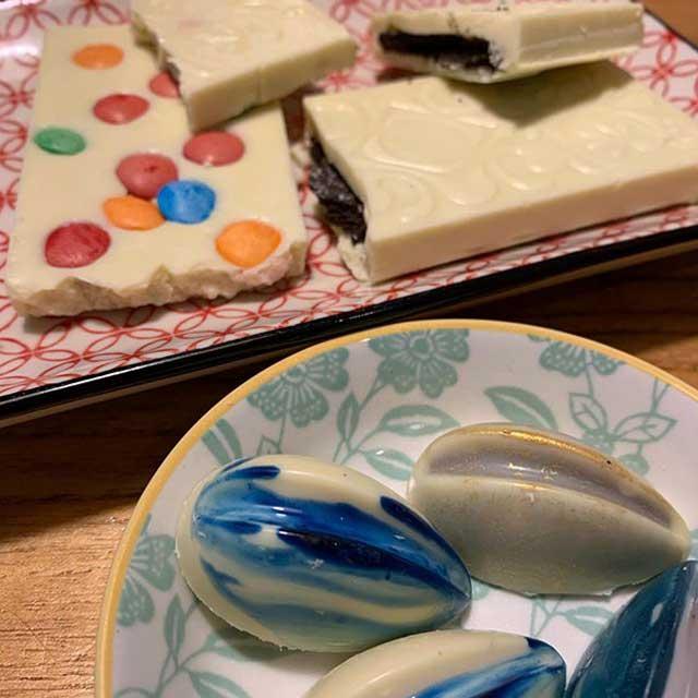Un Chocolate De Monty Dulces Para Los Días De Frío