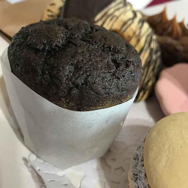 Muffin - Cinco Sentidos