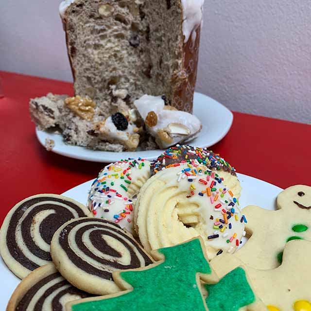 Pan Dulce Y Galletas - Sweet Sensation