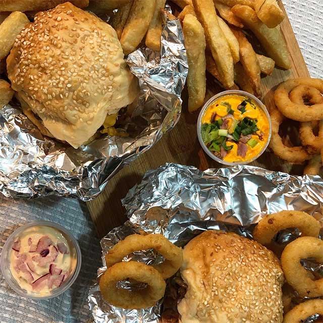 Pasos Para Comer Una Buena Hamburguesa En Casa