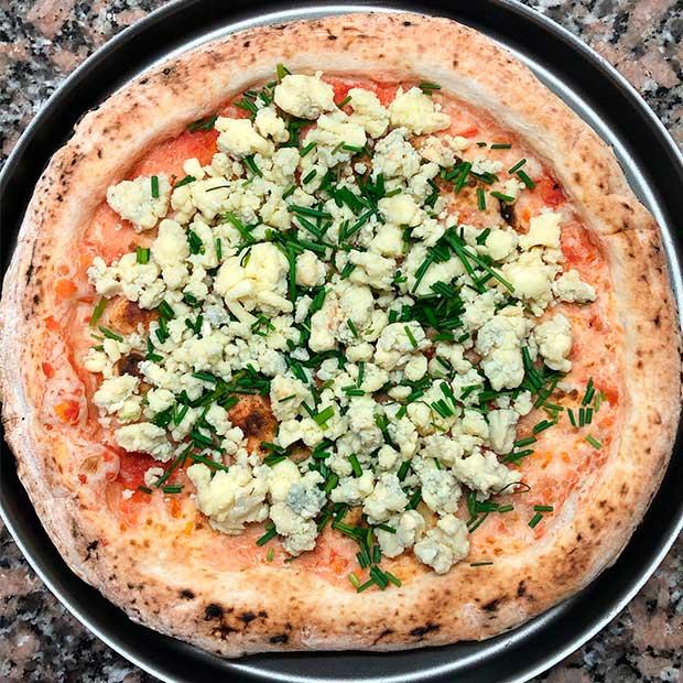 ¿Conocías Estas Ricas Pizzas Caseras En Luján?